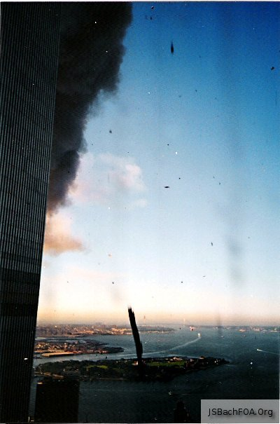 September 11, 2001 WTC Attack
