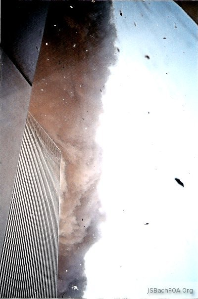 September 11, 2001 World Trade Center Attack - 2